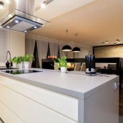 Okap kuchenny GLOBALO Wyspowy - Głośność i wydajność okapu