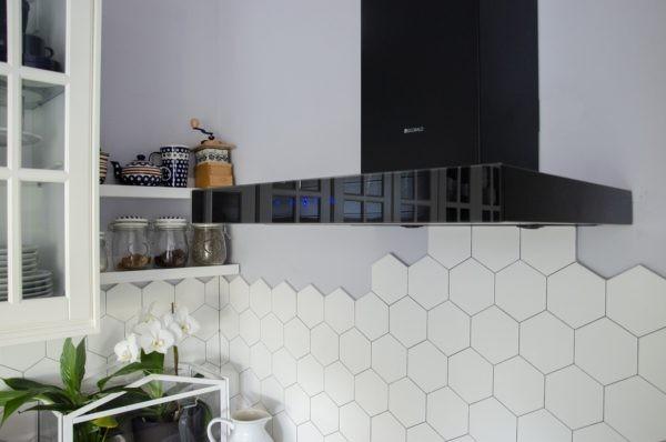 Okap kuchenny GLOBALO VERTA 60.1 BLACK