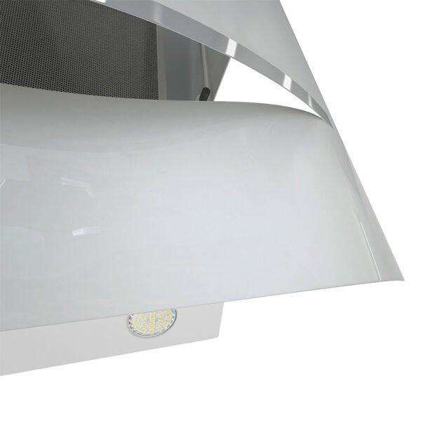 Okap kuchenny GLOBALO Altemo 75.2 White Eko Max