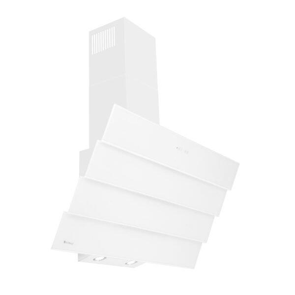 Okap kuchenny GLOBALO Larto 90.2 White/Wh Eko Max