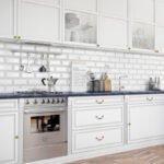 Okap kuchenny GLOBALO Lofetti 60 White