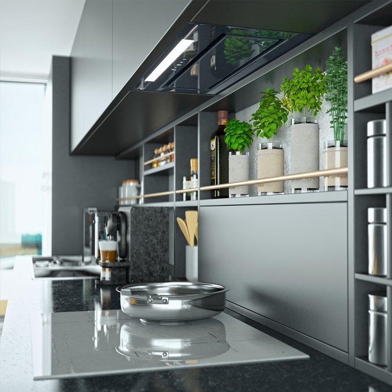 Pochłaniacze Kuchenne Do Zabudowy 4 Modele Do Twojej Kuchni