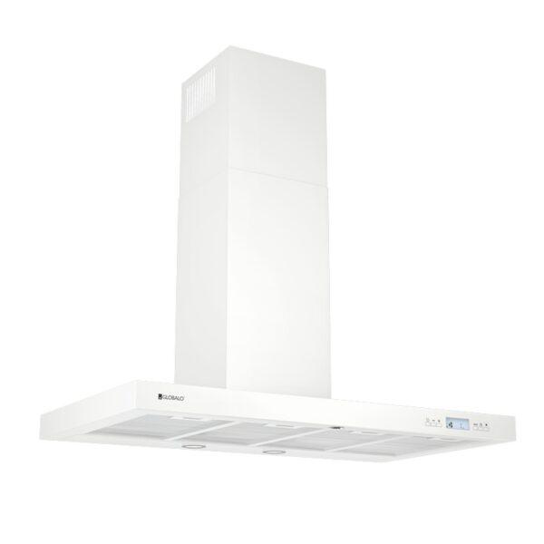 Okap kuchenny GLOBALO Nomina 90.4 Sensor White