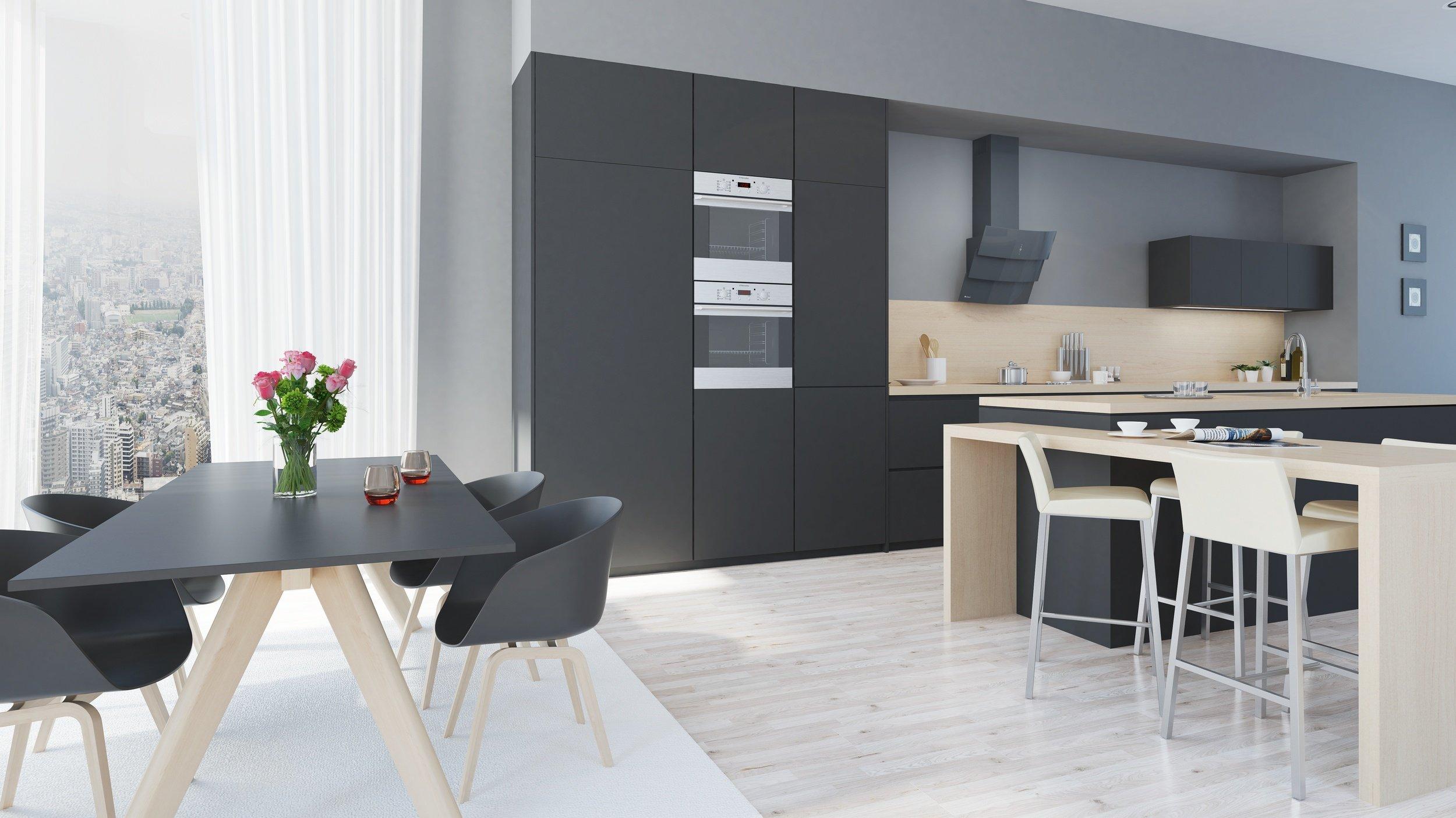 Okap kuchenny GLOBALO Vintio 60 Grey