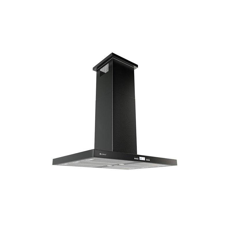 Okap kuchenny GLOBALO Nomina Isola 90 Sensor Black