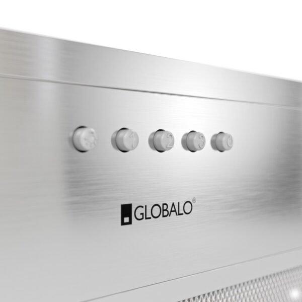 Okap kuchenny GLOBALO Delico 60.1 Inox