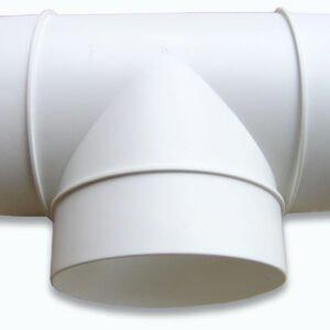 Trójnik DOMUS fi 15 cm