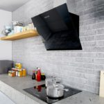 Okap kuchenny GLOBALO Larto 60.3 Black