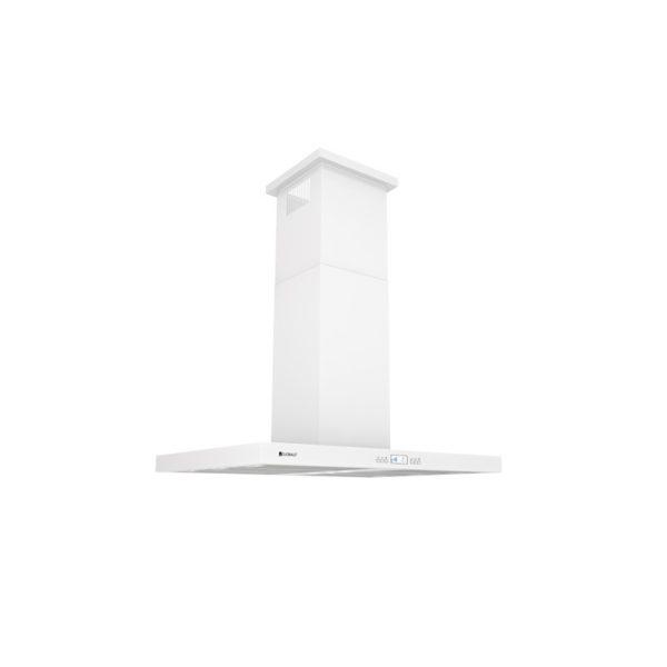 Okap kuchenny GLOBALO Nomina Isola 90.4 Sensor White