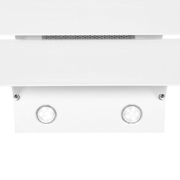 Okap kuchenny GLOBALO Larto 90.3 White