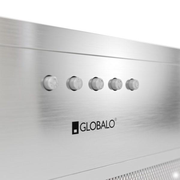 Okap kuchenny GLOBALO Beltero 60.1 inox