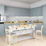 Okap kuchenny GLOBALO Admireno 60.1 white