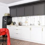Okap kuchenny GLOBALO Lomero 60.2 Black