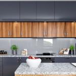 Okap kuchenny GLOBALO Aretemo 60.1 Inox wizualizacja