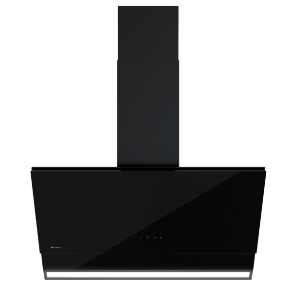 Okap GLOBALO Zenesor 90 Black
