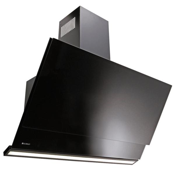 Okap kuchenny GLOBALO Zenesor 90.1 Black