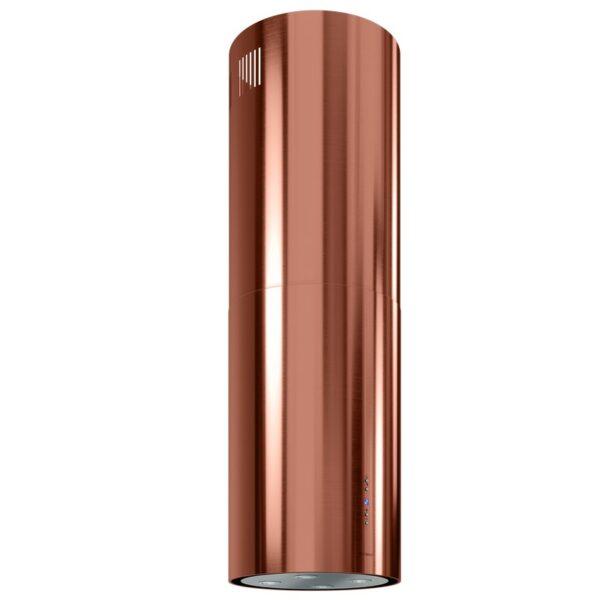 Okap-Wyspowy-Globalo-Cylindro-Isola-Miedź-39-Produkt-1