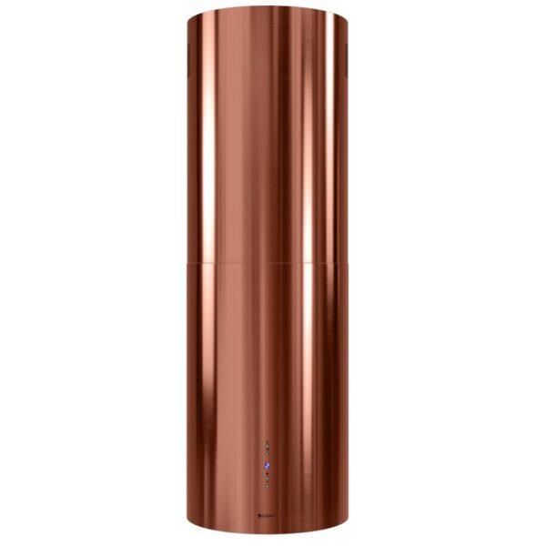 Okap-Wyspowy-Globalo-Cylindro-Isola-Miedź-39-Produkt-3