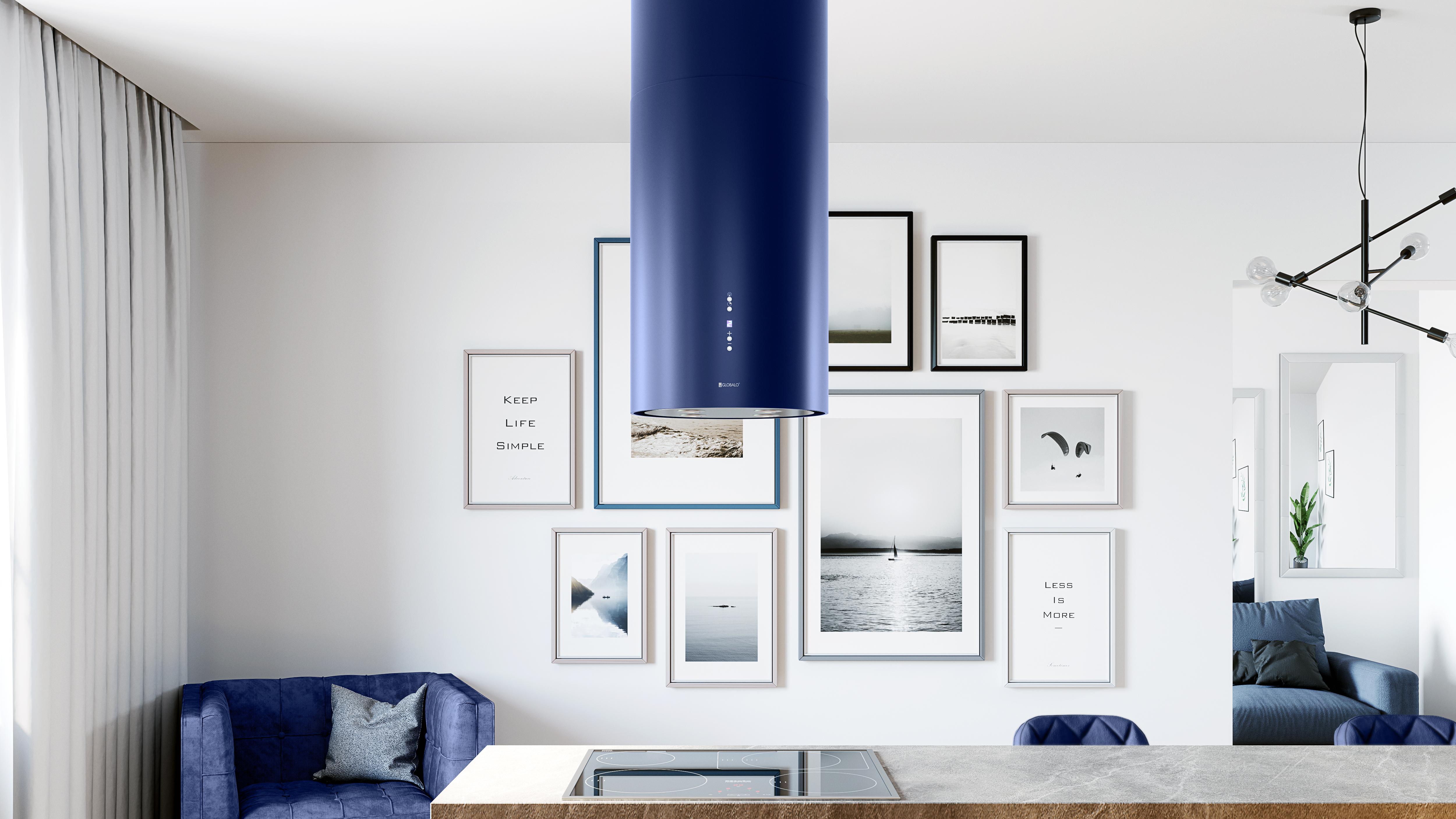Cylindro Isola – kolory z linii Exclusive